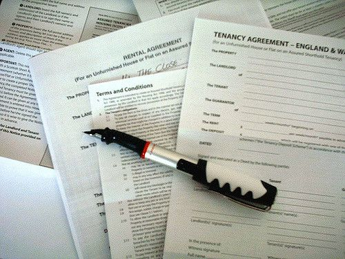 challenging clauses in a lease