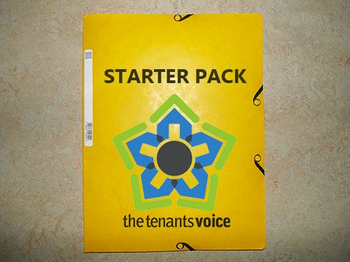 tenant welcome pack