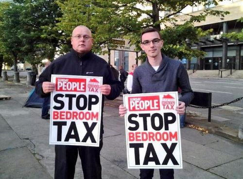 iain duncan smith not attending bedroom tax debate today