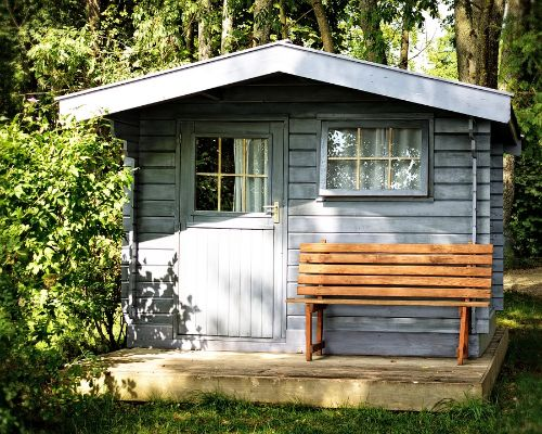 would you pay 480 a month to sleep in a shed